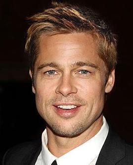 Brad Pitt heads for Falmouth