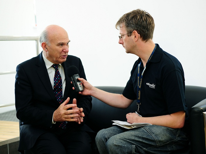 Kernowpods Interviews Business Secretary